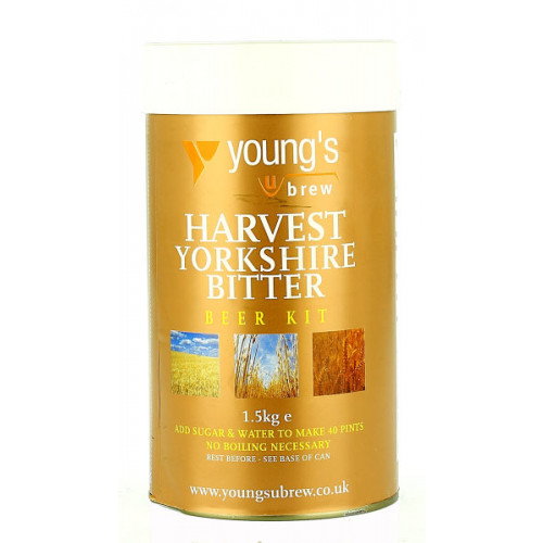 Youngs Yorkshire Bitter Home Brew Kit