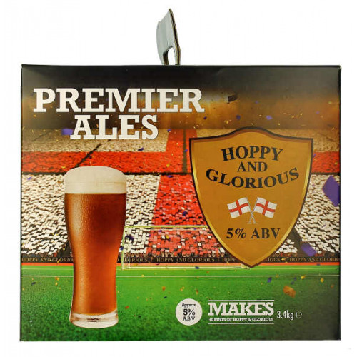 Youngs Hoppy and Glorious Home Brew Kit