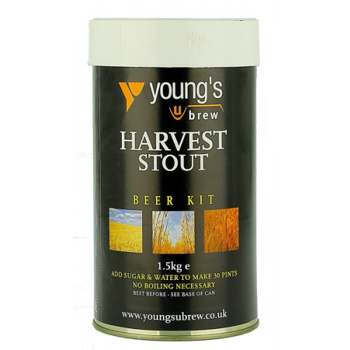 Youngs Stout Home Brew Kit
