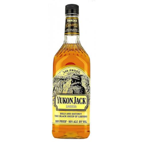 Yukon Jack Canadian Liqueur 1 Litre