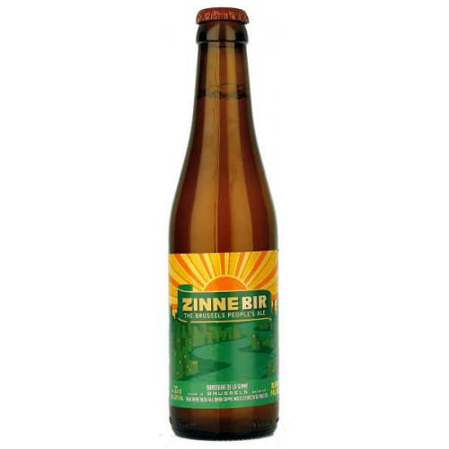 Zennerbrouwerij Zinnebir (B/B Date 04/01/19)