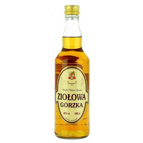 Ziolowa Gorzka Vodka