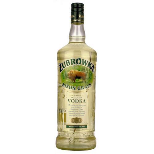Zubrowka Bison Vodka 1 Litre