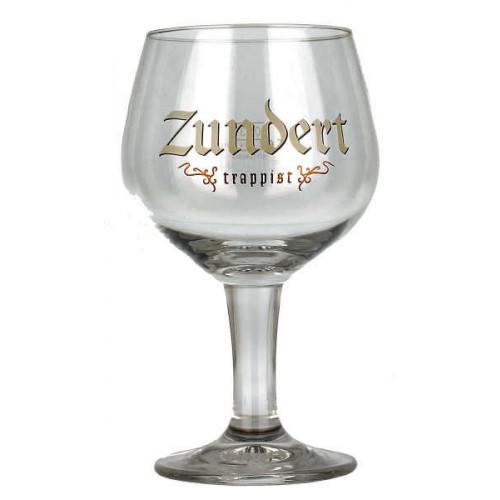 Zundert Trappist Chalice Glass 0.33L