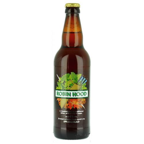 Springhead Brewery Robin Hood