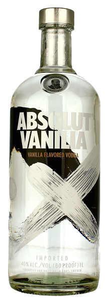 Absolut Vanilia Vodka 1 Litre