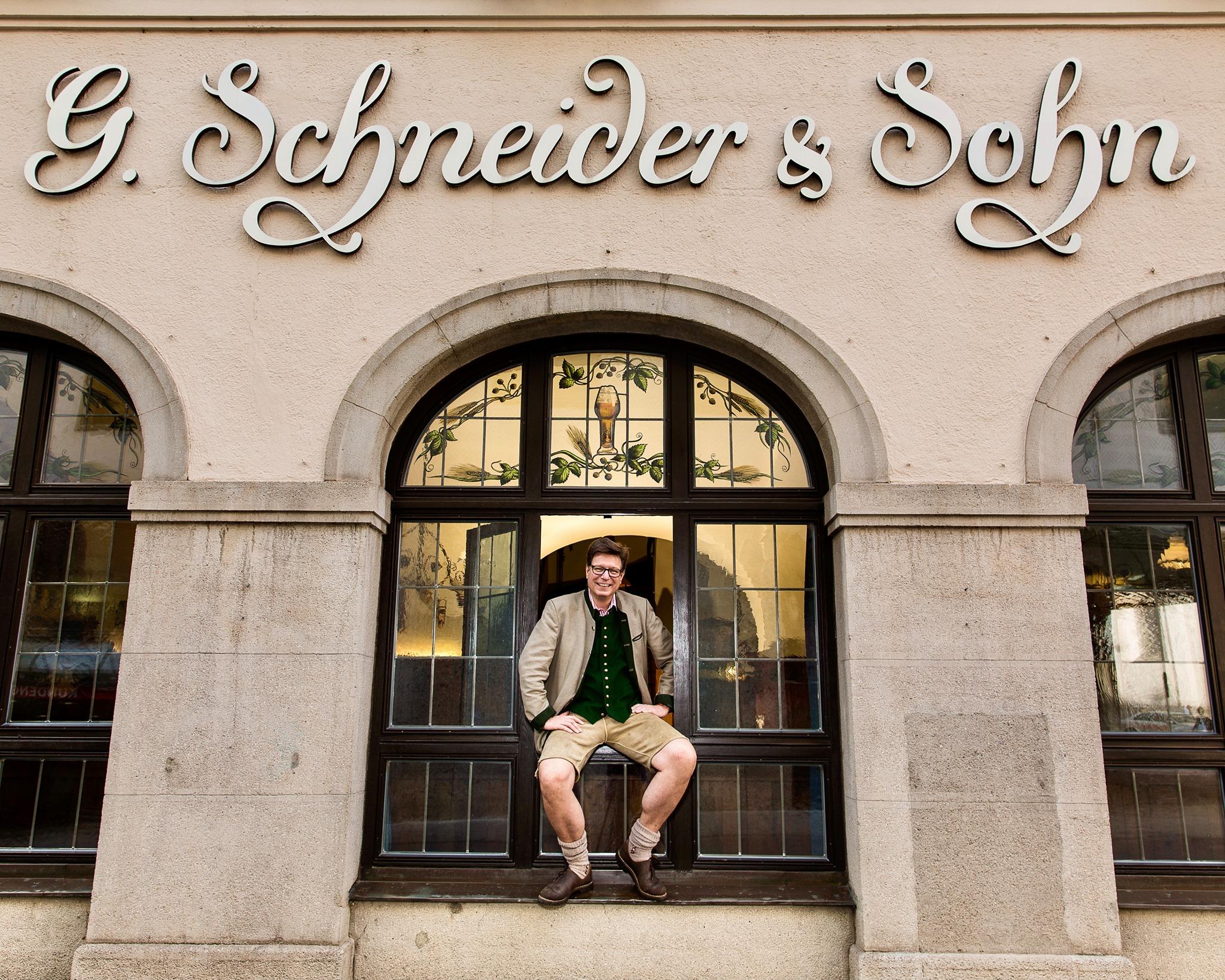 Schneider Weisse Brewery