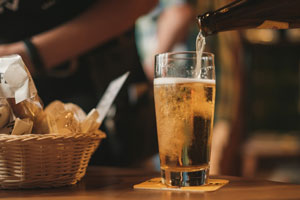 Alcohol content in Beer