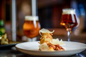 American Craft Beer and Food Pairing