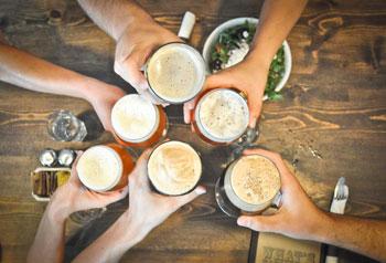 Craft Beer Drinking