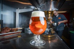 Food Pairing and American Craft Beer
