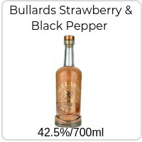 Bullards Strawberry & Black Pepper