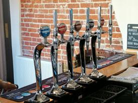 Calvors Brewery Suffolk