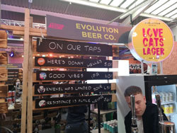 Evolution Beer