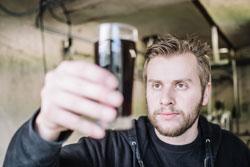 Sebastian Sauer Founder of Freigeist Brewery