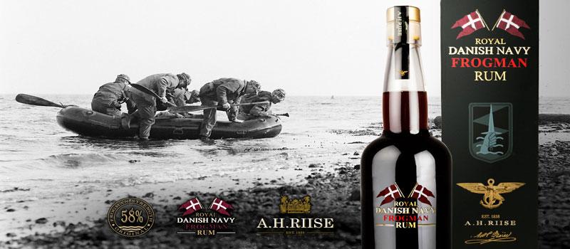 A.H. Riice Navy Strength