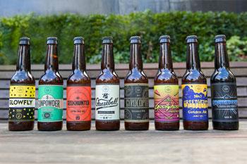 Gorgeous Brewery Range