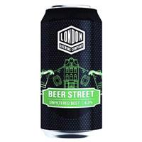 London Brewing Co. Beer Street