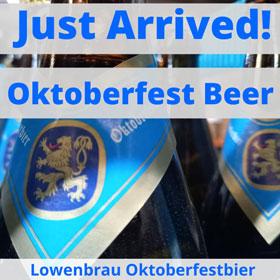 Lowenbrau Oktoberfest Beer