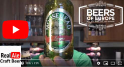 Moosehead Lager Review