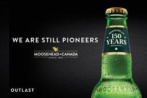Moosehead lager