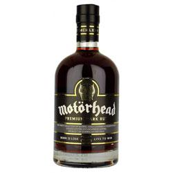 Motorhead Dark Rum