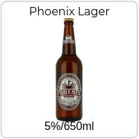 Phoenix Lager 650ml