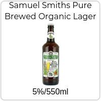 Samuel Smiths Organic Lager
