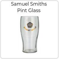 Samuel Smiths Pint Glass