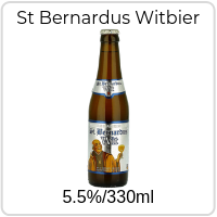 St Bernardus Witbier