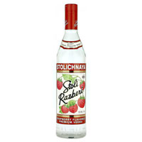 Stolichnaya Razberi Russian Vodka