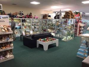 Steiff Shop Setchey Norfolk