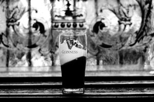 What is the Guiness Alcohol Percentage